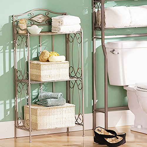 Bathroom Rack Suitable for Storing Towels