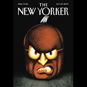 The New Yorker (October 29, 2007) Periodical