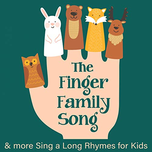 Daddy Finger Song Halloween (The Finger Family Song & More Sing a Long Rhymes for)