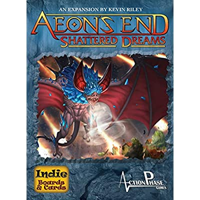 Aeons End Shattered Dreams: Toys & Games