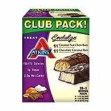 Atkins Endulge Treat Variety Pack (20 + 2 Bonus Bars) (pack of 6)