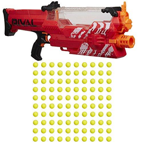 Nerf Rival Nemesis Blaster, Red