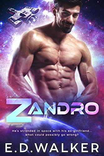 Zandro: A Sci-Fi Romance (Alien Animal Rescues Book 1)