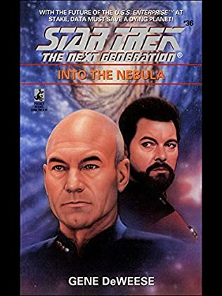 book cover of Into the Nebula
