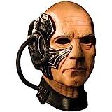 Star Trek The Next Generation Deluxe Adult Locutus Latex Mask