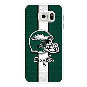 Iphone4/4S Case, Customized NFL Philadelphia Eagles Logo White Hard Shell Iphone4/4S Case, Philadelphia Eagles Logo Iphone4/4S Case(Not Fit For Case Ipod Touch 4 Cover )