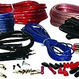 Pyle - 8-Gauge 1,000-Watt Amp Installation Kit