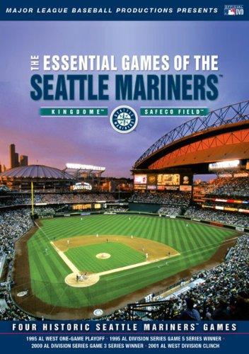 Mariners DVDs, Seattle Mariners DVD, Mariners DVD, Seattle ...