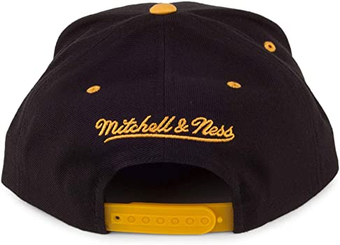 Gorra Lakers Mitchell & Ness: Amazon.es: Ropa y accesorios