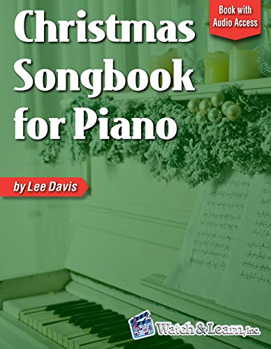 - Christmas Songbook for Piano: Book with Online Audio Access