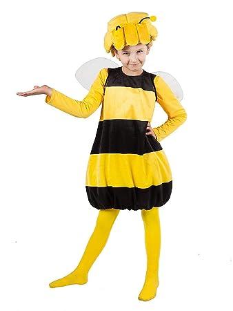 Biene Maja Kostüm Für Kinder 2 Teilig 98 104 Amazonde Spielzeug