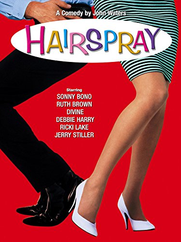 Hairspray (1988) (Best Products To Add Volume To Hair)
