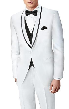 Suit Me 3 pieza trajes de etiqueta partido traje de prom ...