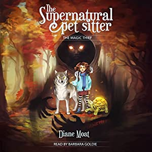 The Supernatural Pet Sitter Audiobook