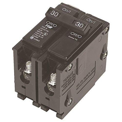 Siemens Q220 20 Amp Dual Pole Circuit Breaker