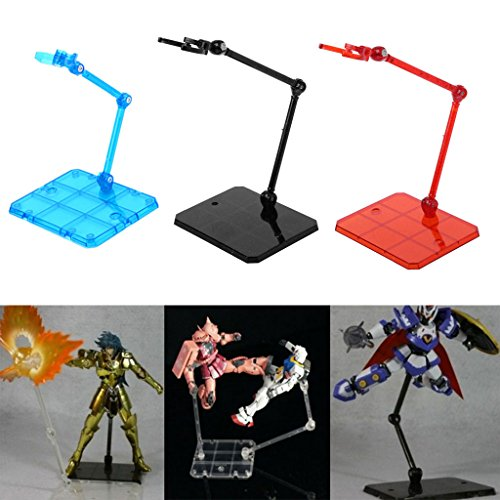 Itemap Bracket Model Soul Stand for Stage Act Robot Saint Seiya Toy Figure (White)