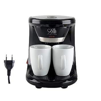 Cafetera,Espresso,Máquina De Café Cafetera De Goteo Para El Hogar Pequeña Máquina Automática De Goteo Mini Máquina De Vapor Máquina De Preparación De Té ...
