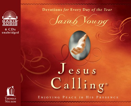 Jesus Calling (Library Edition): Enjoying Peace in His Presence