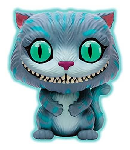 Funko – 178 – Pop – Alice in Wonderland – Cheshire Cat GITD