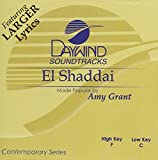 El Shaddai [Accompaniment/Performance Track]