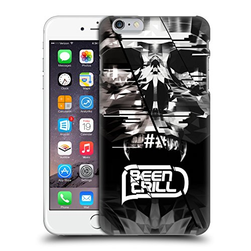 Official Been Trill Mouth Grill Skull 2 3D Scans Hard Back Case for Apple iPhone 6 Plus / 6s Plus
