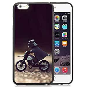 """Beautiful iPhone 6 Plus 5.5"""" TPU Cover Case ,Darth Vader Motorcycle Star Wars Lego Black iPhone 6 Plus 5.5"""" TPU Phone Case Unique And Durable Designed Screen Case"""