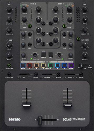 Mkii Mixer - Rane TTM57 MkII for Serato DJ Mixer