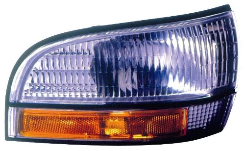 Depo 332-1540L-USO Buick LeSabre/Park Avenue Driver Side Replacement Side Marker Lamp Unit