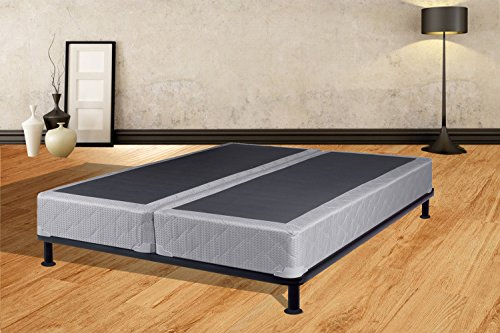 Continental Sleep Spring Coil Queen Size Fully Assembled Split Box Spring for Mattress, Luxury Collection by Continental Sleep