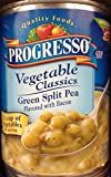 Progresso Vegetable Classics Soup, Green Split Pea, 19 oz