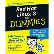 Red Hat Linux 8 For Dummies