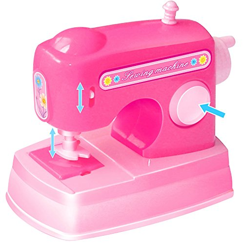 toy sewing machine wooden - 1