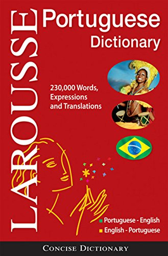 Larousse Concise Portuguese-English/English-Portuguese Dictionary (Portuguese and English Edition)