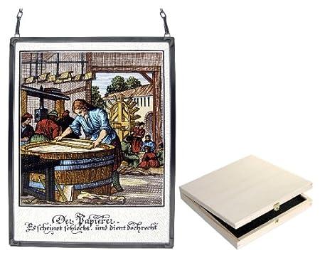Glass Paper Manufacturer (Papierer): Amazon co uk: Kitchen