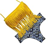 HOT Sale!Women's Bikini Set,Canserin Bandage Push-Up Padded Beachwear (M, Yellow)