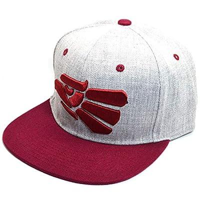 Men & Women Hecho En Mexico Eagle 3D Embroidered Flat Bill Snapback Cap Hat