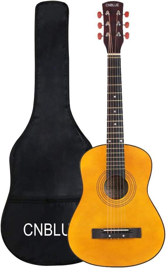Guitarra Acústica,Guitarra Clásica Para Principiantes Adultos ...