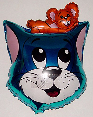 Tom And Jerry Party Supplies (TOM CAT (BLUE) 27