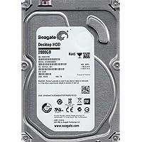 ST2000DM001, Z50, TK, PN 1ER164-301, FW CC25, Seagate 2TB SATA 3.5 Hard Drive