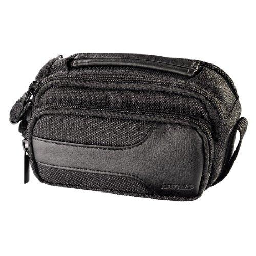 Hama Kameratasche für eine Digitalkamera/Camcorder, Amalfi 90, Schwarz