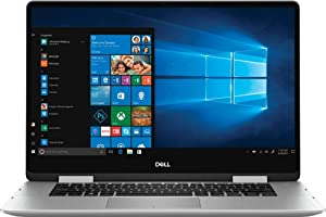2019 Dell Inspiron 7000 2-in-1 15.6 inch Full HD Touchscreen Laptop | Intel Quad-Core i5-8265U | 16GB | 256GB SSD | Fingerprint | Backlit Keyboard | Windows 10