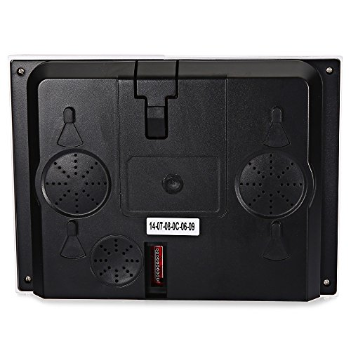 Face fingerprint attendance facial recognition business office punch card machine UK plug by SZYT (Image #2)