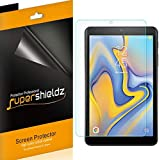 (3 Pack) Supershieldz for Samsung Galaxy Tab A 8.0 inch (2018) (SM-T387 Model) Screen Protector, High Definition Clear Shield (PET)