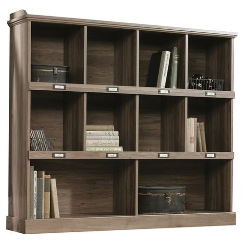 Sauder Barrister Lane 47.52' Bookcase Engineered Wood (Salt Oak)