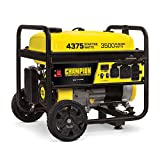 Best Generators - Champion Power Equipment 100522 Portable Generator, Black/Yellow Review