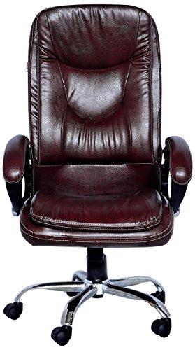 Adiko High Back Office Chair (Brown)