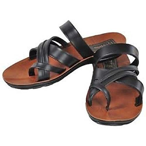 a72e64b5659a VKC Pride Men s Tan Flip Flops   House Slippers (5687 A)  Buy Online ...