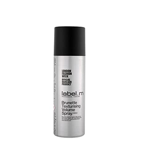Label. m castaño texturising volumen Spray, 200 ml