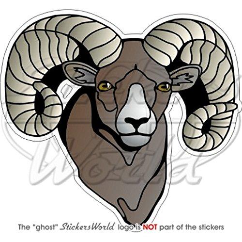 BIGHORN Sheep RAM Wildlife ARIES 5