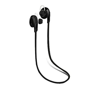 Hrph Auriculares Auriculares Bluetooth Handfree Stereo Blutooth 4.1 Auriculares inalámbricos para iPhone 7 Plus HUAWEI Mate